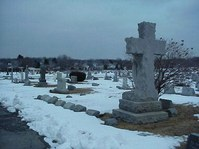 Payer_family_plot_slovak_cemetery_evenin_3